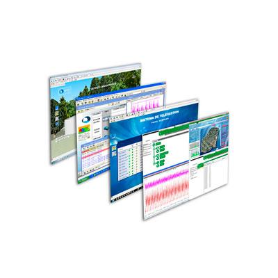 SCADA abierto, con múltiples protocolos de comunicación. Telecontrol y telegestión.