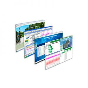 SCADA Servidor web para gestión a distancia.