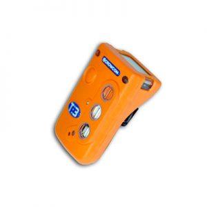 Detector personal de 4 gases. Seguridad en espacios confinados