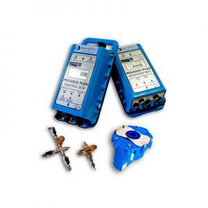 Monitorizacion controlador de válvulas hidraulicas Pegasus P3