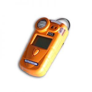 Detector personal de gas individual