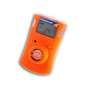 Detector de gas personal desechable clip