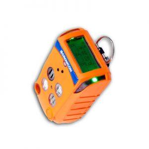 Detector de 5 gases con protocolo para espacios confinados