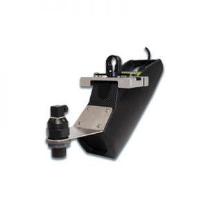 Caudalímetro para lámina libre por tecnología radar. sin contacto con el agua . Sectorización avanzada