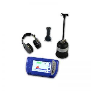 Localizador de fugas de Agua DXmic geofono