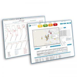 Software de análisis telelectura TTSQL servidor web