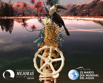 día mundial del agua 2018 grupo mrjoras