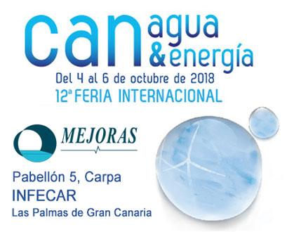 feria internacional canagua&energía 2018