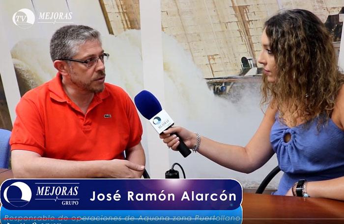 Sonicsens3. Entrevista José Ramón Alarcón. Aquona Puertollano