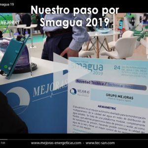 Smagua 2019 Grupo Mejoras Tecsan