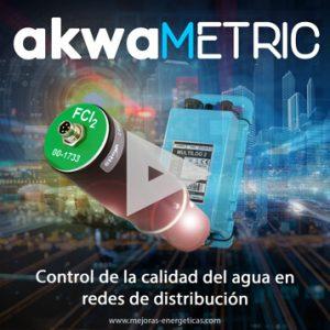 akwametric calidad del agua mejoras energeticas