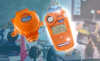 Detector individual de gases CO2. Mejoras Energéticas